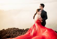 VYNSTANTIA & ADITYA PREWEDDING by ALEGRE Photo & Cinema