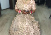 Hindu Bride by Renuka Krishna