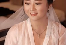 THE BRIDE SISCA by Sheila Kho Makeup