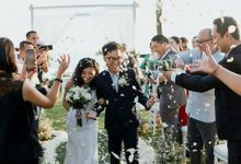The Wedding of Cynthia and Randy by Happy Bali Wedding