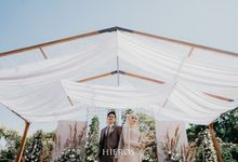 The Wedding of Asti & Rinald by Uncle D Dekor