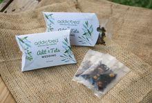 The Wedding of Adit & Teta by ADDICTEA Artisan Tea