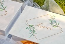Bridesmaid Box by Roopa