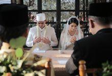 Ana & Adie Wedding by Akuwedding