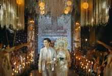 Nindy & Tomy Wedding by rover souvenirs