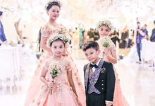 Angel Lelga & Vicky Prasetyo Wedding Part-2 by Wedding&Indo