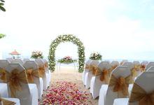 Ina & Renato Wedding by Holiday Inn Resort Bali Benoa