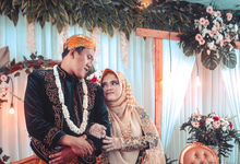 The Wedding Of Tiara & Sandy by Inspiring Inside