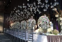 Wedding at Bulgari Hotel and Resort by HELICONIA  Bali