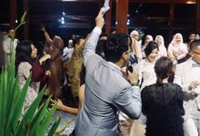 Rizky & Rialda Wedding by HENRY BRILLIANTO