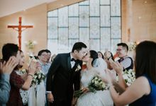 Wedding of Ferdie & Intany by Michelle Alphonsa