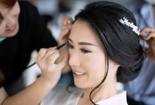 THE WEDDING OF GRISELLA & DANIEL by Sheila Kho Makeup