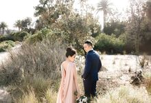 Pre-Wedding Rube & Cindy by Michelle Alphonsa
