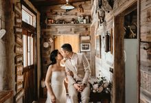 Pre-Wedding Rube & Cindy by Michelle Alphonsa