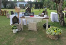 Table Set Up by Sector Restaurant | Lounge and Event House