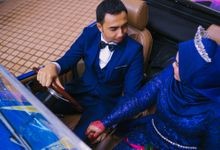 Zaki & Shahirah by Qisa Production