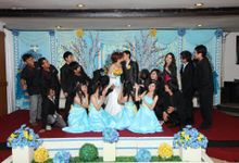 The Wedding Of Willy & Devie by Classic Management