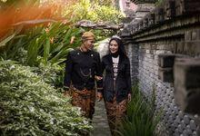 Prewedding of Agues & Dewi by Alpha Creame