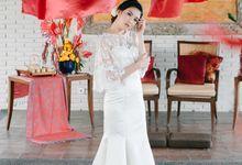 WEDDING DRESS Argenteuil by GAËTA Bridal Couture
