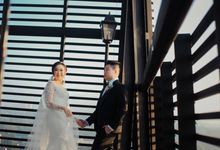 Ryobi & Devina Wedding day by PhiPhotography