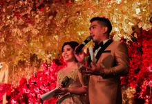SAMPURNA MELISA WEDDING by Aldo Adela MC & Magician