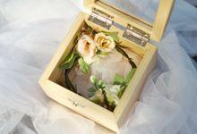 Custom Ring Box W by Roopa