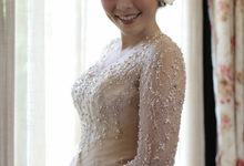 Elegant Engagement Kebaya for Asti by Arthaputri Atelier
