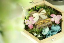 The Wedding of Jeremia + Dewi by Lombok Event Organizer
