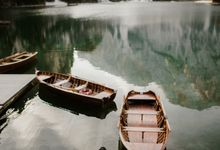 From Indonesia to Dolomites Mountains and Lago di Braies in Italy by Fotomagoria