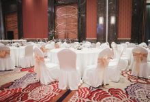 Skenoo Hall VIP Area Decoration by Skenoo Hall Emporium Pluit by IKK Wedding