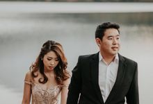 Alvin Vania Prewed by Ira Makeup Artist
