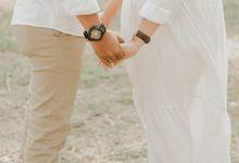 Prewedding Risma + Syawal by Galaxi Photography