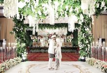putri & Arif Akad Nikah by Our Wedding & Event Organizer