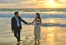 Wedding By The Beach by Swiss-Belhotel Petitenget