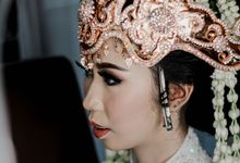 Wedding Asri & Aldi by Inmaterial Photography
