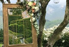 A posh wedding in Ravello - Amalfi Coast by Prestige & Luxury weddings - Sposa Mediterranea by A&C