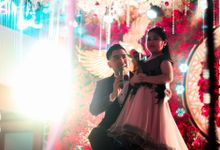 WEDDING HENGKY & LILY by Aldo Adela MC & Magician