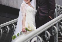 Haris & Reggie Wedding Day by Dfleur Photography