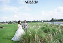ALISSHA BRIDE X DAMAI INDAH GOLF by Alissha Bride