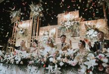 Wedding of Heissel And Ericka by Ribka Monica Project
