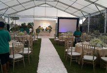 The Wedding of Paul & Grace on Dec 15, 2017 by Rhunos Bali