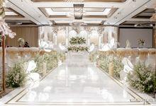 Mandarin Oriental Jakarta 2021.03.06 by White Pearl Decoration