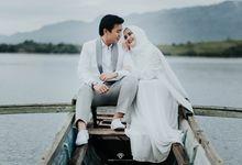 Prewedding Photoshoot Of Saras & Ikhsan by Ruby Photo Cinema