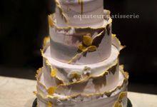 Wedding Cake by Équateur Patisserie