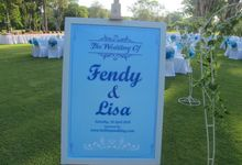 Fendy and Lisa Wedding by Sector Restaurant | Lounge and Event House
