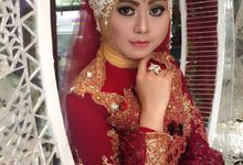 Hair & Makeup By Me by NDY Make Up & Wedding