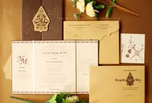 Nirwanda & Mery by Vinas Invitation