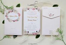 Alston + Feli by Caramel Card