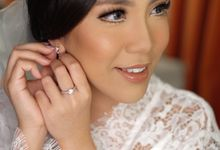 Our brides by Vinna Gracia Makeup Artist