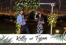Kelly & Tysan Wedding by Unico